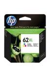 Tinteiro HP original 62XL Tricolor