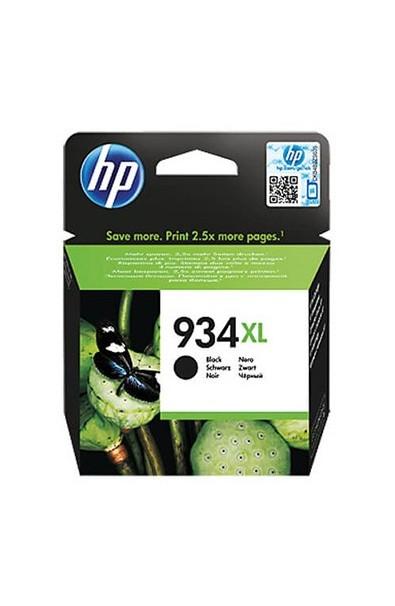 Tinteiro HP original 934XL preto