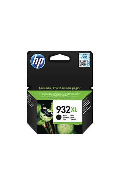 Tinteiro HP Original 932XL Preto